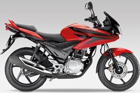 Honda CBF 125 Leihmotorrad anzeigen