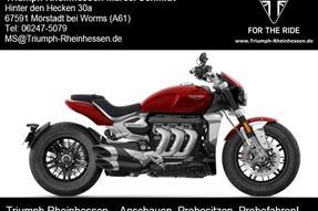 Triumph Rocket 3 R Leihmotorrad anzeigen