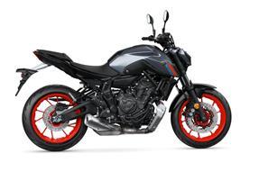 Yamaha MT-07 Leihmotorrad anzeigen