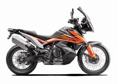 KTM 790 Adventure ab  109   EUR  / Tag