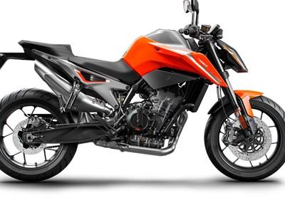 KTM 790 Duke ab  109   EUR  / Tag