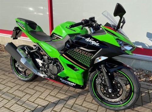 VERLEIH Kawasaki Ninja 400