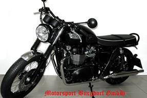 Triumph Bonneville Leihmotorrad anzeigen