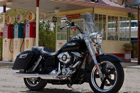 Harley-Davidson Dyna Switchback FLD