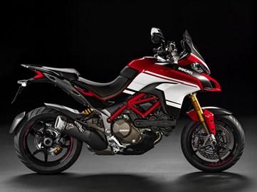 Leihmotorrad Ducati Multistrada 1200 Pikes Peak
