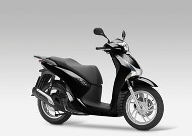 Leihmotorrad Honda SH125i