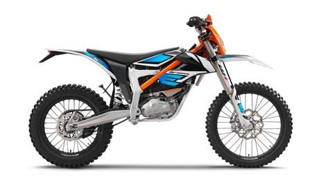 Leihmotorrad KTM Freeride E-XC