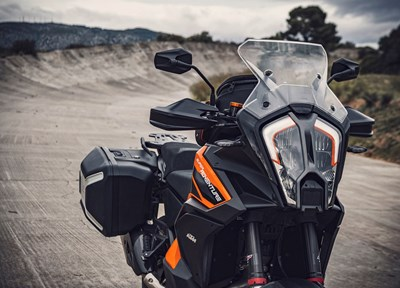 KTM 1290 Super Adventure S ab  160   EUR  / Tag