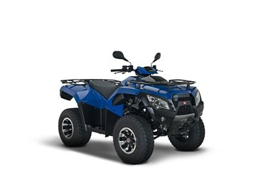 Leihmotorrad Kymco MXU 300 Onroad