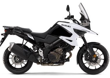 Leihmotorrad Suzuki V-Strom 1000