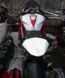 Gebrauchtmotorrad Yamaha YZF-R6R