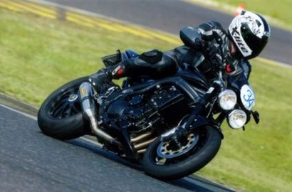 Leihmotorrad Triumph Speed Triple 1050