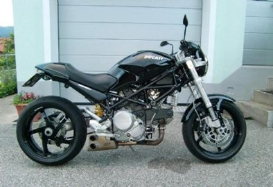 Ducati Monster S2R 800 Custom Bike