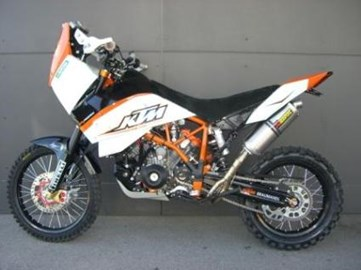 KTM 950 SuperEnduro R Custom Bike
