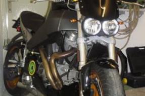 Buell Lightning XB 12 S Umbau anzeigen