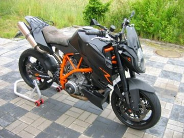 KTM 990 Super Duke R Custom Bike