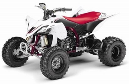 Yamaha YFZ 450 Custom Bike