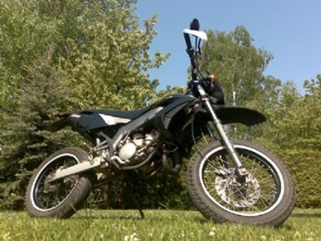 Derbi Senda DRD X-Treme 50 SM Custom Bike