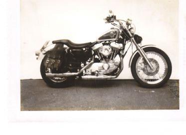 Gebrauchtmotorrad Harley-Davidson Sportster XL 1200 S Sport