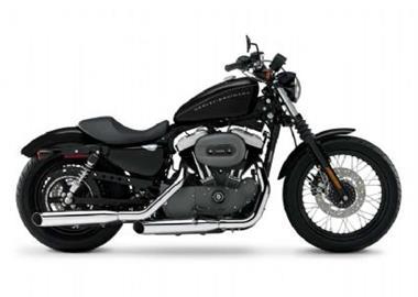 Gebrauchtmotorrad Harley-Davidson Sportster XL 1200 N Nightster