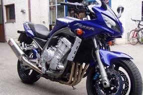 Yamaha FZS 1000 Fazer Umbau anzeigen
