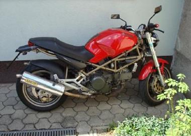 Gebrauchtmotorrad Ducati Monster 750