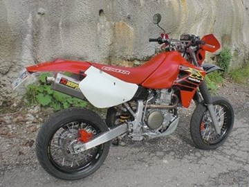 Honda XR 650 R Custom Bike