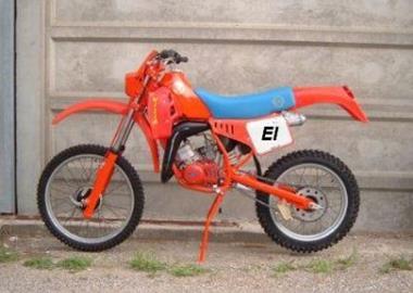 Gebrauchtmotorrad Villa 125