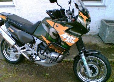 Gebrauchtmotorrad Honda XRV 750 Africa Twin