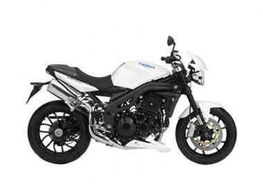 Gebrauchtmotorrad Triumph Speed Triple 1050