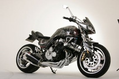 Honda CBX 1000 Custom Bike