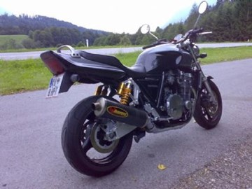 Honda CB 1000 Big One / CB1 Custom Bike