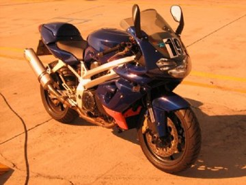 Aprilia SL 1000 Falco Custom Bike