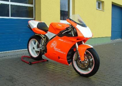 Ducati 996 Monoposto