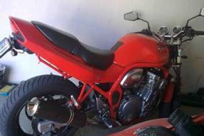 Suzuki Bandit 600 Umbau anzeigen