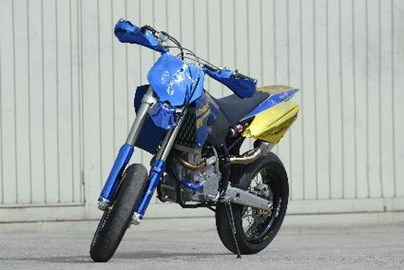 Husaberg FS 650 E Custom Bike