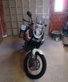 Gebrauchtmotorrad Yamaha XT660Z Tenere
