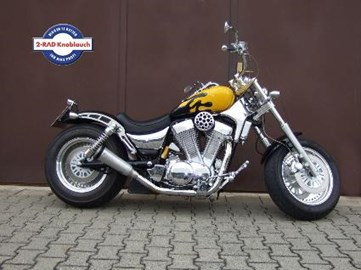 Suzuki VS 1400 GLP Intruder Custom Bike