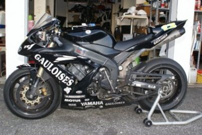 Yamaha YZF-R1 Custom Bike