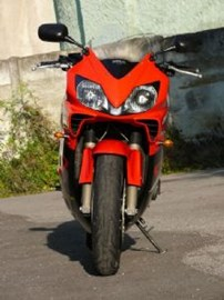 Honda CBR 600 F Sport Custom Bike