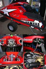 Gebrauchtmotorrad Yamaha Superjet 700