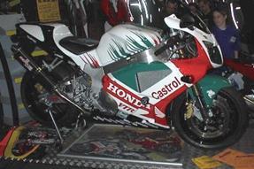 Honda VTR 1000 SP-1 Umbau anzeigen