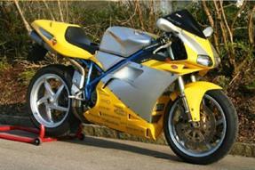 Ducati 748 S Umbau anzeigen
