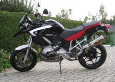 Gebrauchtmotorrad BMW R 1200 GS