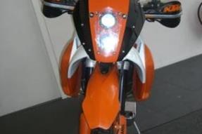 KTM 450 EXC Umbau anzeigen