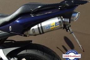 Suzuki GSR 600 Umbau anzeigen