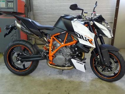 KTM 990 Super Duke R Umbau