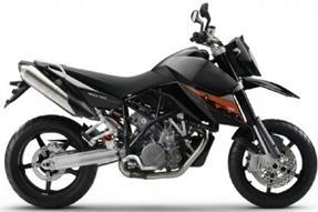 KTM 990 Supermoto Umbau anzeigen
