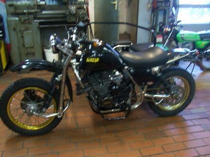 Umgebautes Motorrad Yamaha XJ6 von Ynzz - 1000PS.at