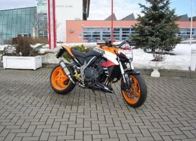 Honda CB 1000 R Komplettumbau